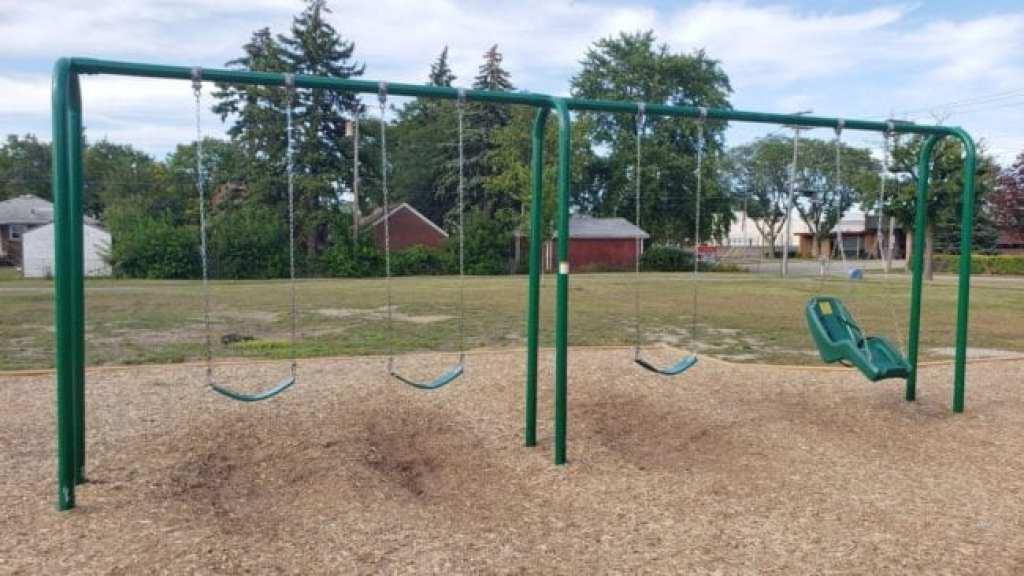 scout park swings