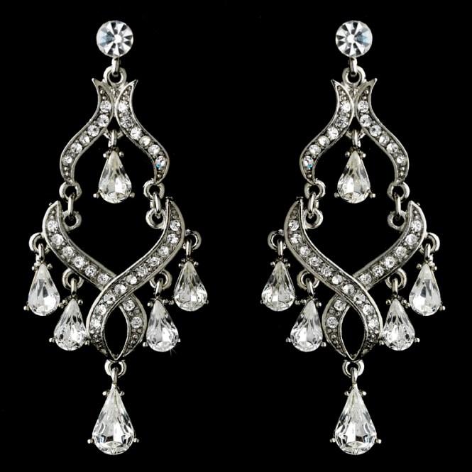 Celeste Chandelier Earrings Enlarge 1
