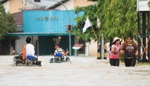 Banjir bulungan