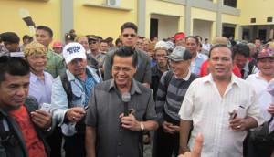 Demo Dewan Kaltara