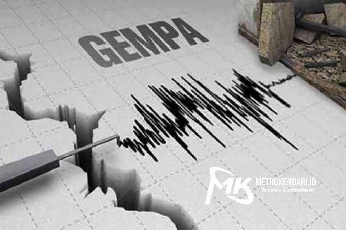 Gempa Bumi Kendari