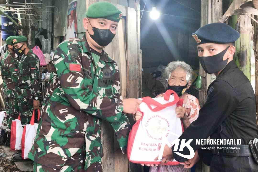 Brimob Sultra-TNI