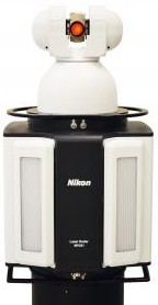 Nikon Metrology Laser-Radar