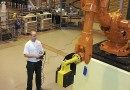 Laser Tracker Generating Absolute Accuracy For Industrial Robots