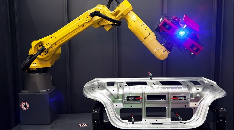 Industrial Robots - Metrology Solution Of The Future