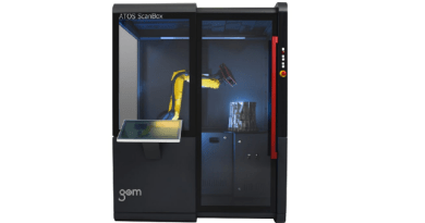 Automatic Optical Measurement of Castings