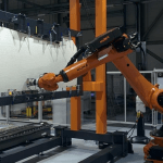 Aerospace Wing Structures Robotic Inspection System