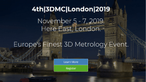 3DMC European Metrology Event Opens For Registration