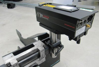 Laser Interferometer Verifies Tumpf TruMatic 700 Faster and