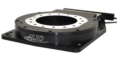 Precision Rotary Stages Offer Nanometer Accuracy