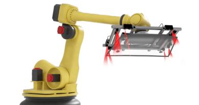 Smart Sensors Provide Dimensional Metrology For Robot Guidance