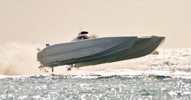 3D Scanning Improves Marine Aerodynamics