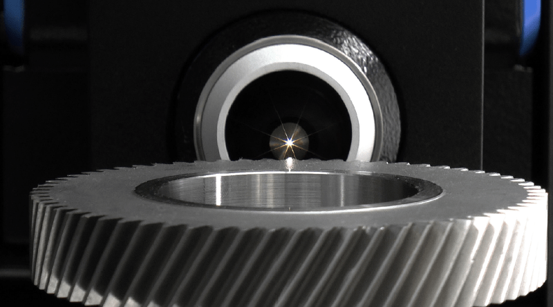 Optical Metrology Drives Gear Measurement Time Reduction