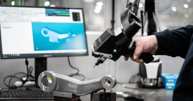 Steering Specialist Invests in 3D Scanning Arm