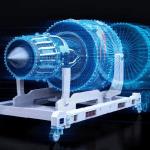 Digital Twin Modelled In Virtual World