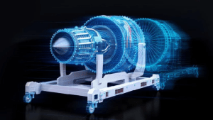 Digital Twin Modelled In Virtual World