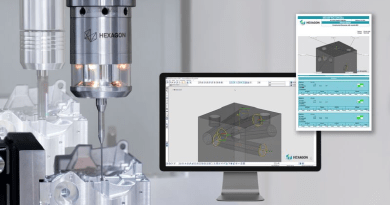 Hexagon's 3D Form Inspect For Machine Tools Offers Enhanced Tolerance & Reporting Functions