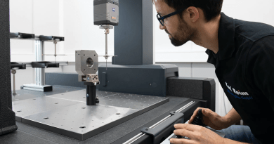 Coordinate Measuring Machine Substantiates Quality