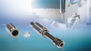 Sensor Monitors Part Clamping Position In Machine Tools