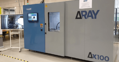Accelerated 3D XRAY Allows Fast Inline Inspection