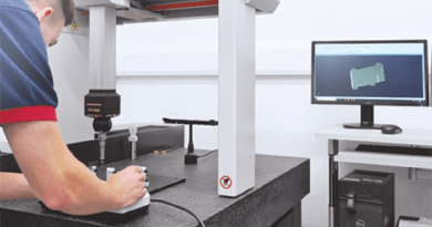 CMM Coordinates Pace & Precision at ADP