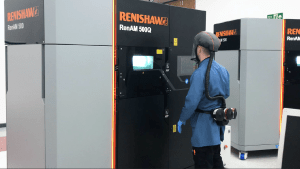 TRACEam and Renishaw Solutions Center USA Collaborate on AM Digital Thread