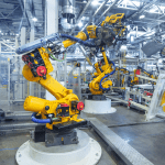 Decline in Robotics and Machine Vision Uptake in 2020