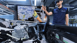 BMW Uses Augmented Reality In Vehicle Prototyping