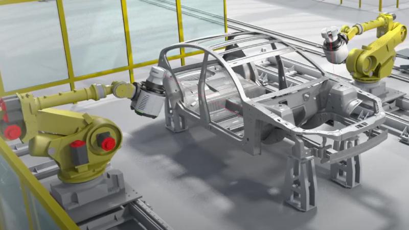 Nikon-Metrology-Laser-Radar-Robotic-BIW-