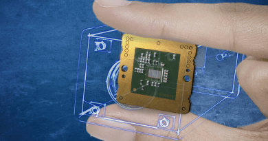 Vision Components Introduce Smallest Embedded Vision System