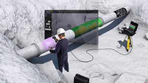 Creaform Releases Pipecheck 6.1 NDT Software for Oil and Gas Industry