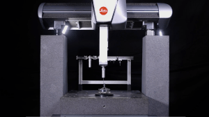 Gold Standard Sub-Micron CMM Quadruples Inspection Throughput for Delicate Electronics