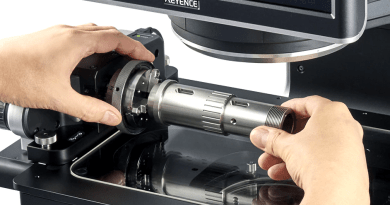 Optical CMM Adds 360-Degree Multi-Surface Measurement Capability