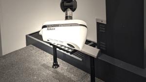 Wenzel Introduce Nikon L100 CMM Laser Scanner