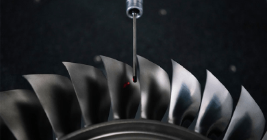 Blisk Measurement Cycle Time Reduced With Production-Ready CMM Solution