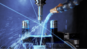 Blue Laser Technology Improves On-Machine Tool Measurement Solutions