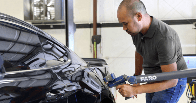 FARO Launches All New Portable Arm With Multiple Laser Line Probes