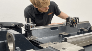 Laser System Provides Enhanced Parallelism Measurement Accuracy For Machine Tool Builders