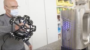 CERN Accelerates Metrology With 3D Scanning Technology