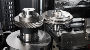 High Precision Tester Offers Five Roll Gear Testing Methods