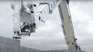 Laser Tracker Optimizes Construction Robot Performance
