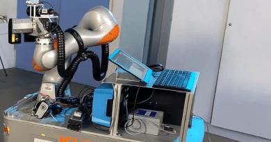 Autonomous Measuring Robot Project Independently Measures and Executes Measurement Plans