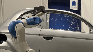 Comau Develops Fully Automated Flexible Cobotic Gap and Flush Verification System