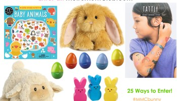 Sugar free easter fun metro mom club win this sugar free easter gifts for toddlers negle Choice Image