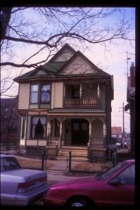 19th-century home, Ann Arbor, Mich.