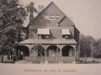 George M. McClure House on Madison Avenue