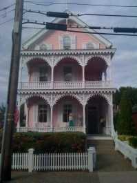 Pink House, Cape May, N.J.