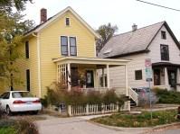 Vernacular house in Ann Arbor, Mich.