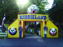 Kiddieland at Conneaut Lake Park. By Ron Flaviano.