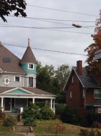Queen Anne home on Wick Park following restoration